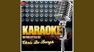 The Simple Truth (A Child Is Born) (In the Style of Chris De Burgh) (Karaoke Version)