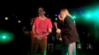 Batu Mutlugil & Duman-Rock Me Baby (21.02.2015/Ooze Venue)