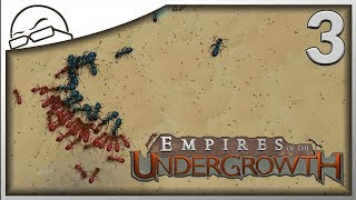 The First Challenge - Empires of the Undergrowth gameplay [Ep 3]