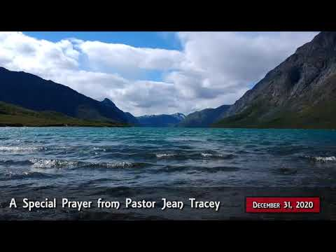 Pastor Jean Tracey End of Year Message