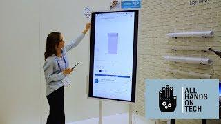 Samsung Flip first look - All Hands on Tech