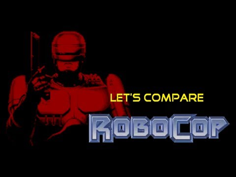 Let's Compare ( Robocop )
