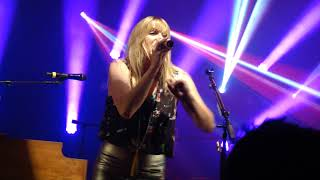 NOBODY'S BORN WITH A BROKEN HEART GRACE POTTER LIVE THE UPTOWN THEATER  KANSAS CITY MO 10-21-2015