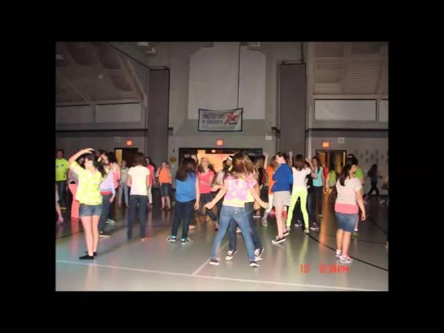 Middle School Dance 2013