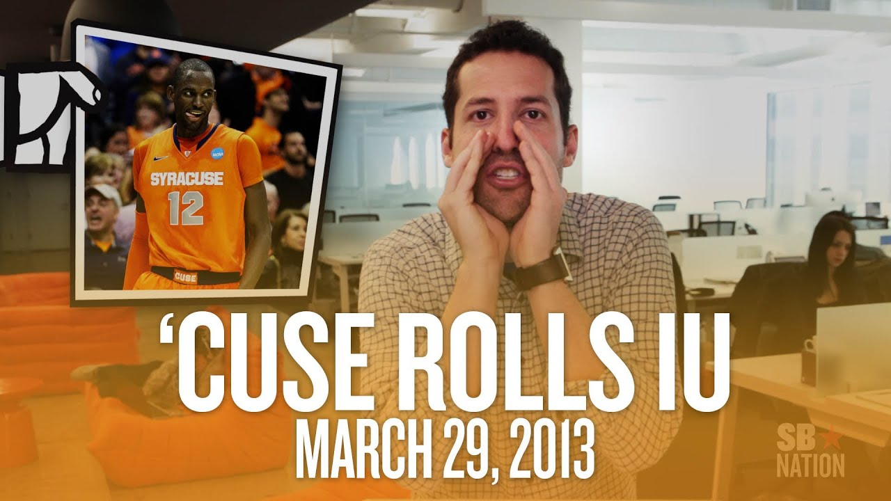 Syracuse Handles Indiana 61-50 for Elite 8 Bid - The Daily Win thumbnail