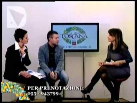 La puntata è dedicata alla presentazione degli eventi inseriti nel programma ''L'arte del gusto 2013'' che si terranno rispettivamente a San Giovanni Valdarn...