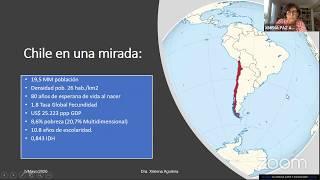 Webinario RIMAIS: Aprendiendo lecciones Chile . Dr. Ximena Aguilera