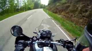 preview picture of video 'Schwarzwald Hochstrasse - Forêt Noire - Black Forest - Road B500 1/2'