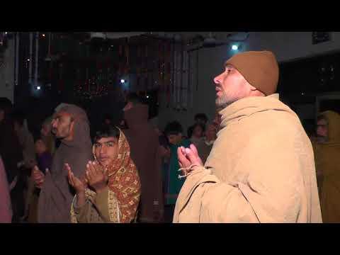 MEHFIL E MILAAD HAFIZABAD by syed zaheer Ahmad shah hashmi - RAZVI