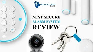 NEST SECURE ALARM SYSTEM REVIEW AND INSTALLATION WITH T-MOBILE CELLULAR BACKUP