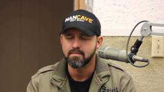 Chris Hawkey in Studio (II)