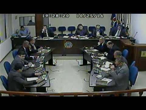 Câmara Municipal de Juquitiba - 34ª Sessão Ordinária 2016 - 25 de outubro de 2016