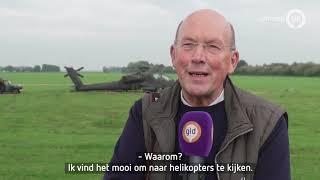 Technische storing reden opvallende landing Apache gevechtshelikopter