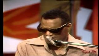 "Ray Charles... ""Don't Change On Me"" (1970 Video)"