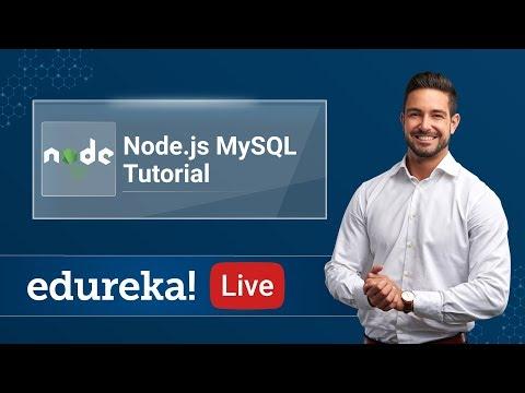 Web Development Live - 2 | Node.js Certification Training | Edureka