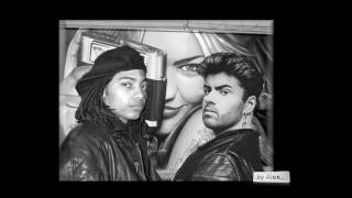 "GEORGE MICHAEL and Terence Trent D'Arby ""Let her down easy"" a tribute 1963 -2016"