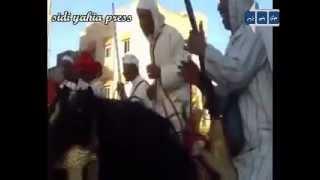 preview picture of video 'كرنفال إفتتاح مهرجان سيدي يحيى الغرب 2014'