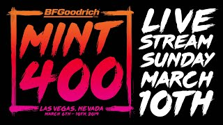 2019 Mint 400 Live - Day Two