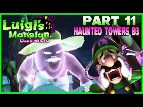 Luigis Mansion Dark World Walkthrough Luigi S Mansion Dark