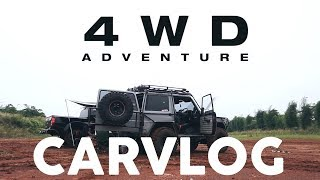 REVIEW   TAFT GT TURBO X OffRoad  #CARVLOG INDONESIA