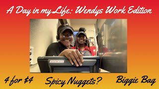 Life of a Wendy's Worker   Imaya Sinclair