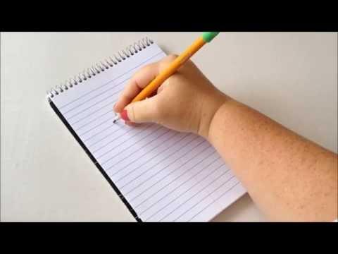 Screenshot of video: Pinch and flip method