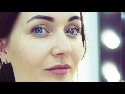 Как сделать глаза маске видео