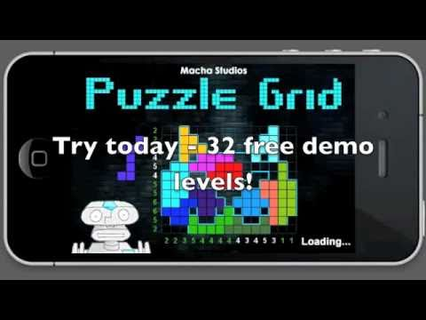 Video of Puzzle Grid