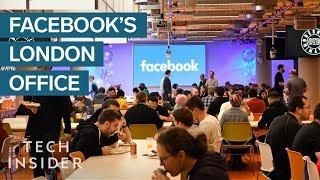 Exclusive Look Inside Facebook's Engineering Office In London
