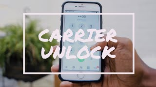 How To Carrier Unlock Any Phone 2019 - Network & Sim Unlock