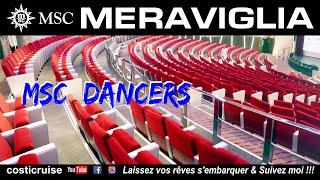 MSC SHOWS DANCERS ...