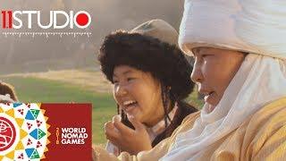 World Nomad Games 2018 / Фильм, Подготовленный к Церемонии Открытия Всемирных Игр Кочевников 2018