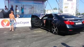 Автозвук 2015. Новосибирск 18.07.2015 г.