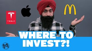 How To Find A Good Company To Invest In
