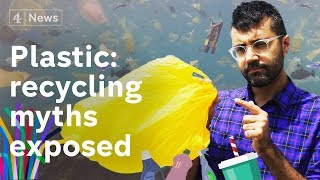 The War on Plastic isn't working – recycling myths exposed