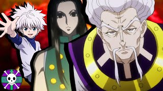 Ranking The Zoldycks | Hunter X Hunter | New World Review
