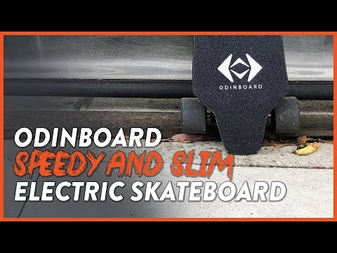 ODINBOARD FIRST RIDE AND REACTION – ELECTRIC SKATEBOARD REVIEW