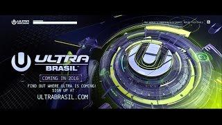 ULTRA BRASIL COMING OCTOBER 2016