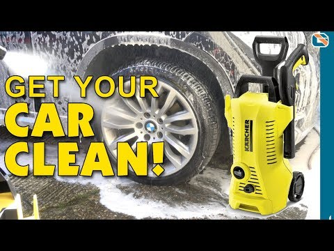 Kärcher K2 Premium Full Control Car and Home Pressure Washer Review
