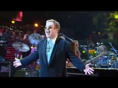 "Elton John - ""The Bitch Is Back"""