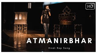 AtmaNirbhar Hindi Rap - ucanmailrb