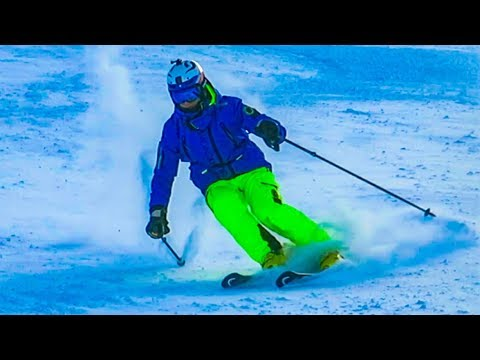 Hintertux Ski Camp with Reilly Mcglashan and Paul Lorenz