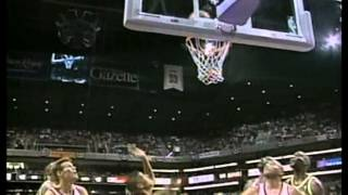 Charles Barkley 44 pts, 24 reb, western finals 1993,suns vs sonics game 7