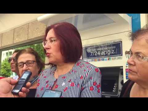 CHP'li kadınlardan  İnce'ye destek