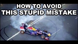 Racing Games - How to avoid spins