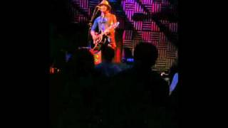 Todd Snider -- Is this thing working? -- Joe's Pub -- 2011-2-3
