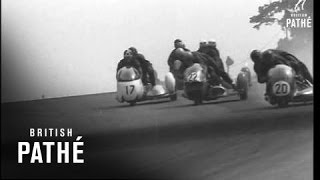 Throwback Thursday Check out this mega footage of sidecar racing at Brands