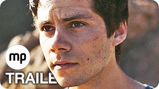 Maze Runner 3 Film Clip & Trailer German Deutsch Exklusiv (2018) Die Auserwählten in der Todeszone