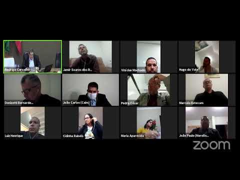 Reunião Ordinária (27/04/2020) - Câmara Municipal de Arcos