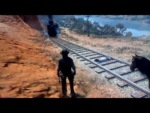 Red Dead Redemption's Truly, Truly Dastardly Achievement